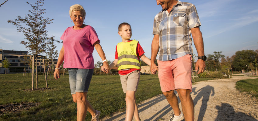 Přinášíme do Česka Homesharing – sdílenou péči o děti s autismem. Staňte se i vy pečovatelem!