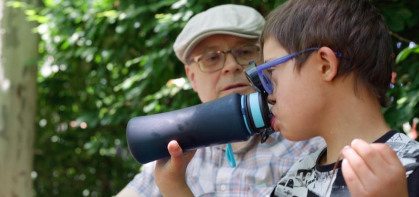 Vladimír Špidla se svým autistickým vnukem: Kdo to nezažil, neuvěří