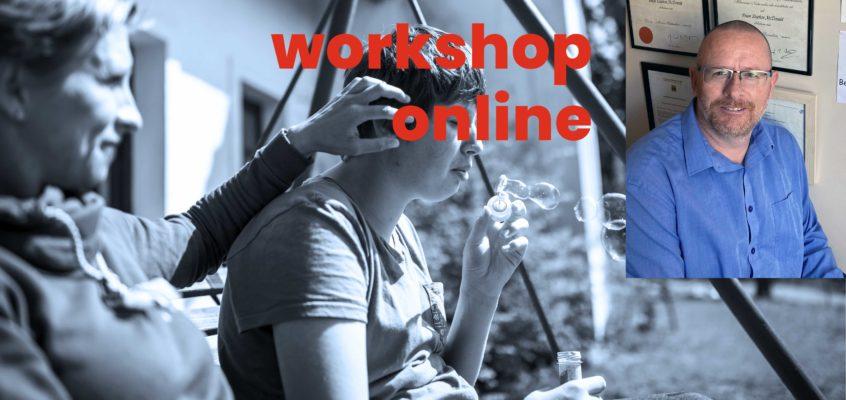 online workshop Jak podpořit pozitivní chování ulidísmentálnímpostižením